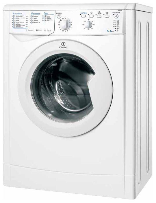 Indesit IWSB 5085, белый