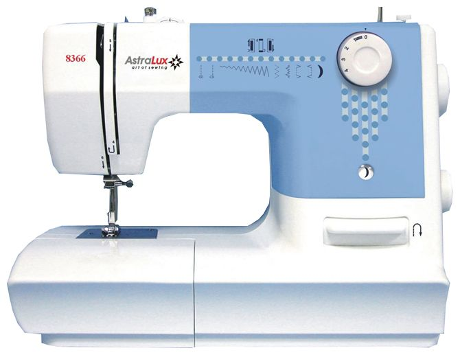 Astra DC-8366, голубой