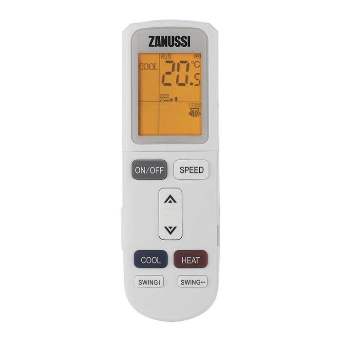 Zanussi ZACS/I-24 HE/A18/N1 серии ELEGANTE DC INVERTER