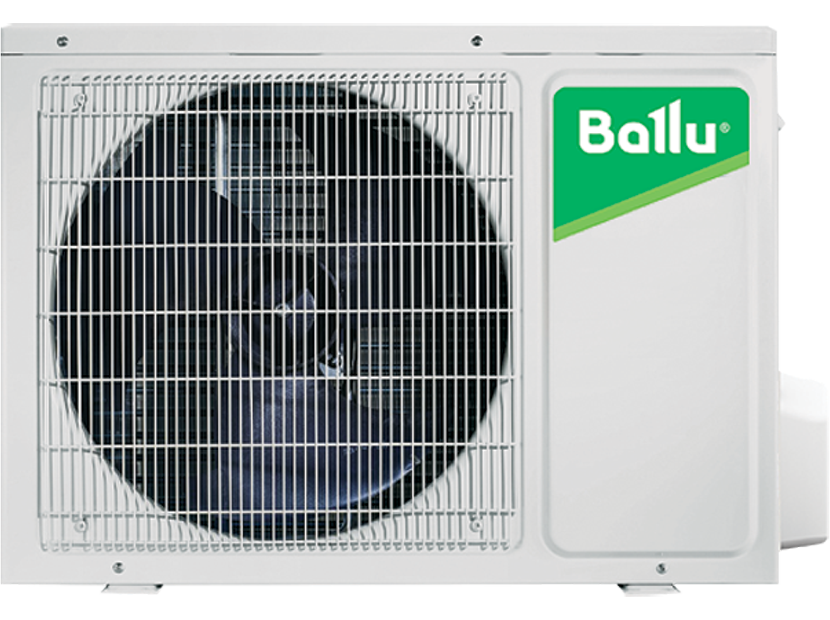 Ballu BSPI-13HN1/BL/EU серии Platinum ERP DC Inverter Black&White Edition