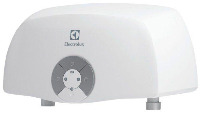 Водонагреватель проточный Electrolux Smartfix 2.0 T (3,5 kW) - кран