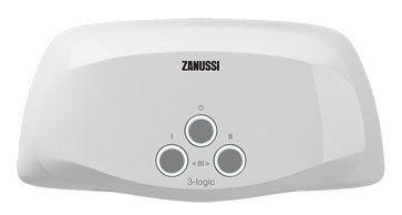 Водонагреватель проточный Zanussi 3-logic 6,5 S (душ)