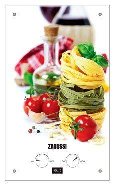 Газовая колонка Zanussi GWH 10 Fonte Glass La Spezia