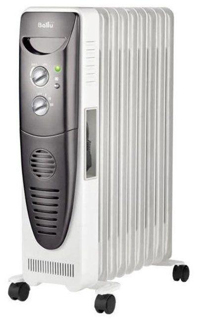 Масляный радиатор Ballu Turbo BOH/TB- 09FH
