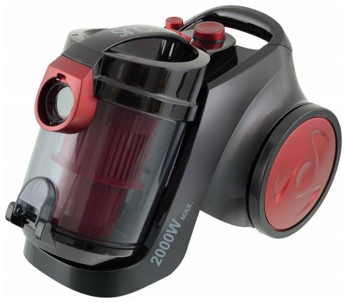 Sinbo SVC 3480Z красный/черный