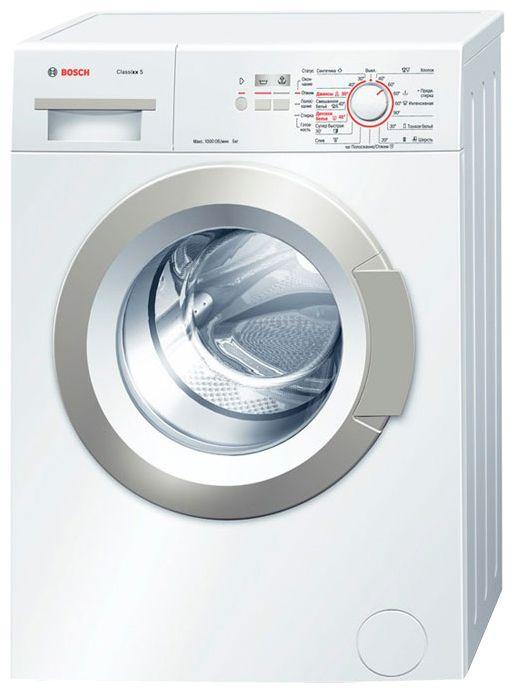 Bosch WLG 20060OE, белый